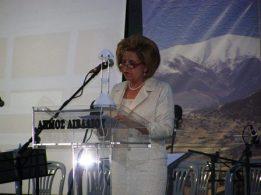 Μαρία Μαμάρα: Έπαρχος Ελασσόνας