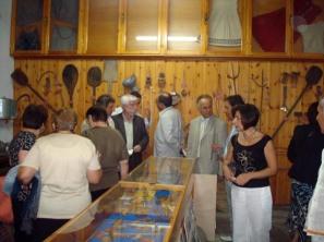 Ξενάγηση στο Λαογραφικό Μουσείο
