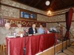 Οι ομιλητές της εκδήλωσης: Δρ. Σαχινίδης Κ., Δρ. Κονταξής Κ., Μπούμπας Σπ., ΣιουζούληςΒ.