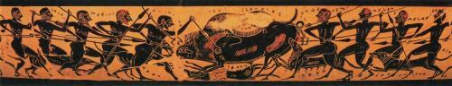 Μοψος Καλυδώνιος Κάπρος