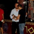 Την 2η θέση κατέλαβε ο Ζήσης Σουγλής, με χρόνο 17:21 (βραβεύτηκε από τον Πρόεδρο της Κοινότητας Ευάγγελο Τσακνάκη)