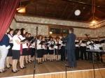 Χορωδία «Music Arte» του Μουσικού Συλλόγου Ελασσόνας, υπό τη διεύθυνση του Μαέστρου ΚώσταΜάτη